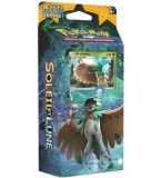 POKEMON SL1 SOLEIL ET LUNE DECK ARCHEDUC - STARTER SENTINELLE SYLVESTRE - ASMODEE - 60 CARTES A COLLECTIONNER