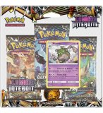 POKEMON SOLEIL ET LUNE 6 - COFFRET TRIPACK MIASMAX - CARTE A COLLECTIONNER - ASMODEE