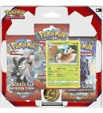 POKEMON SOLEIL ET LUNE : INVASION CARMIN - COFFRET TRI PACK ARCHEDUC - CARTE A COLLECTIONNER - ASMODEE
