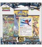 POKEMON SOLEIL ET LUNE SL5 : ULTRA PRISME - COFFRET TRIPACK PARYGON-Z - CARTE A COLLECTIONNER - ASMODEE