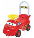 PORTEUR CARS 2 FLASH MC QUEEN - KIDDIELAND - 034769 - JOUET 1ER AGE