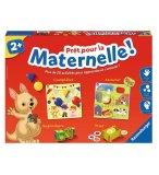 PRET POUR LA MATERNELLE 20 ACTIVITES - RAVENSBURGER - 24115 - JEU EDUCATIF