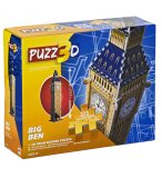 PUZZLE 3D BIG BEN 373 PIECES - MB PUZZ3D - PUZ-5536