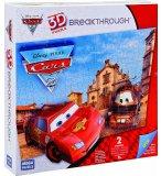 PUZZLE 3D CARS 2 250 PIECES - MEGA PUZZLES - 50671EAG