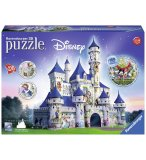 PUZZLE 3D CHATEAU DE DISNEY 216 PIECES - RAVENSBURGER - 125876