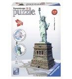PUZZLE 3D STATUE DE LA LIBERTE - 108 PIECES - RAVENSBURGER - 125845