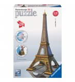 PUZZLE 3D TOUR EIFFEL 216 PIECES - RAVENSBURGER - 12556