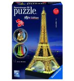 PUZZLE 3D TOUR EIFFEL NIGHT EDITION 216 PIECES - RAVENSBURGER - 125791
