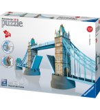 PUZZLE 3D TOWER BRIDGE : PONT DE LONDRE 216 PIECES - RAVENSBURGER - 12559