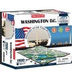 PUZZLE 4D VILLE DE WASHINGTON D.C 1100 PIECES - CITYSCAPE - 40018