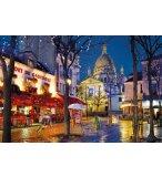PUZZLE AVENUE DE MONTMARTRE / PARIS 1500 PIECES - CLEMENTONI - 31999