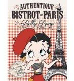 PUZZLE BETTY BOOP BISTROT DE PARIS 500 PIECES - COLLECTION NOSTALGIE - NATHAN - 87232