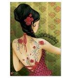 PUZZLE CALIMA : MISSTIGRI 500 PIECES - EDUCA COLLECTION FEMME - 16275
