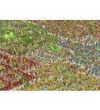 PUZZLE CHARLIE AU JARDIN / OU EST CHARLIE ? 1000 PIECES - COLLECTION HEROS - NATHAN - 876211