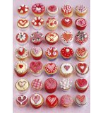 PUZZLE CUP CAKES 1000 PIECES - COLLECTION CUISINE PATISSERIE - EDUCA - 15550