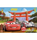 PUZZLE DISNEY CARS EFFET 3D 104 PIECES - CLEMENTONI - 20043