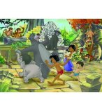 PUZZLE DISNEY - LE LIVRE DE LA JUNGLE 2 : DANSONS 60 PIECES - NATHAN - 86594