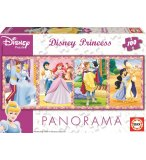 PUZZLE DISNEY PRINCESSES 100 PIECES - EDUCA - 13500