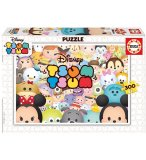 PUZZLE DISNEY TSUM TSUM 300 PIECES - EDUCA - 16863