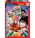 PUZZLE DRAGON BALL Z ET LES BOULES DE CRISTAL 200 PIECES - EDUCA - 18215