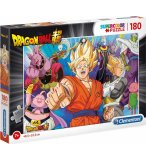 PUZZLE DRAGON BALL Z : SAN GOKU - GINUE - BOO - PICCOLO 180 PIECES - CLEMENTONI - 29755
