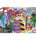 PUZZLE EMMENE MOI A BARCELONE 500 PIECES - COLLECTION ESPAGNE - EDUCA - 17651