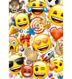 PUZZLE EMOJI 500 PIECES - COLLECTION SMILEYS - EDUCA - 17088