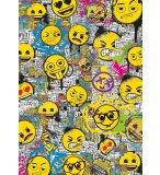 PUZZLE EMOJI RIGOLO 500 PIECES - COLLECTION  SMILEYS  - EDUCA - 18485