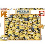 PUZZLE EN BOIS MINIONS 100 PIECES - EDUCA -16528