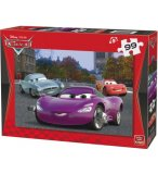 PUZZLE ENFANT DISNEY CARS FINN MCMISSILE ET FLASH MCQUEEN 99 PIECES - KING - 5165B
