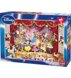 PUZZLE ENFANT DISNEY LES PRINCESSES AU THEATRE 99 PIECES - KING - 05178B