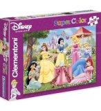 PUZZLE ENFANT DISNEY PRINCESSE 2 X 20 PIECES - CLEMENTONI - 24676