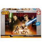PUZZLE ENFANT STAR WARS 200 PIECES - EDUCA - 16165