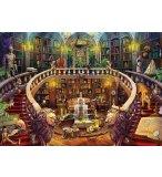 PUZZLE ENIGME : LA BIBLIOTHEQUE 500 PIECES - COLLECTION ENIGMATIC - EDUCA - 18479