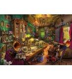 PUZZLE ENIGME : MAGASIN D'ANTIQUITES 500 PIECES - COLLECTION ENIGMATIC- EDUCA - 18480