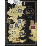 PUZZLE GAME OF THRONES 1000 PIECES - COLLECTION SERIE TELE - EDUCA - 17113