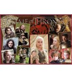 PUZZLE GAME OF THRONES 1500 PIECES - COLLECTION SERIE TELEVISEE - EDUCA - 17125