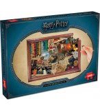 PUZZLE HARRY POTTER : SCENE DE L'ECOLE DE POUDLARD 1000 PIECES - COLLECTION FILM