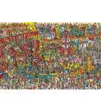 PUZZLE JOUJOUX PAR MILLIERS : OU EST CHARLIE 615 PIECES - COLLECTION MES HEROS - JUMBO -17248