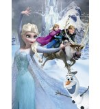 PUZZLE LA REINE DES NEIGES 500 PIECES - EDUCA COLLECTION DISNEY - 16267