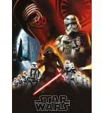PUZZLE LE REVEIL DE LA FORCE 1000 PIECES - COLLECTION STAR WARS - EDUCA - 16524