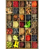 PUZZLE LES EPICES 1000 PIECES - COLLECTION MONDE - EDUCA - 15524