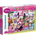 PUZZLE LES VACANCES DE MINNIE - 60 PIECES - PUZZLE DISNEY - CLEMENTONI - 26900