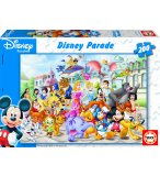 PUZZLE MICKEY : DEFILE DISNEY 200 PIECES - EDUCA - 13289