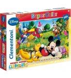 PUZZLE MICKEY DINGO PLUTO ET DONALD - 250 PIECES - PUZZLE DISNEY - CLEMENTONI - 29699