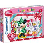 PUZZLE MINNIE ET SES AMIES AU SALON DE BEAUTE - 60 PIECES - PUZZLE DISNEY - CLEMENTONI - 26902