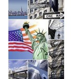PUZZLE NEW-YORK 1500 PIECES COLLECTION URBAIN - NATHAN - 87771