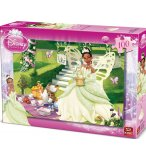 PUZZLE PRINCESSE ET LA GRENOUILLE 100 PIECES - KING - 5111B
