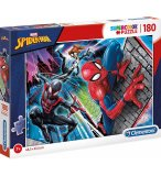 PUZZLE SPIDERMAN - 180 PIECES - COLLECTION SPIDER-MAN MARVEL - CLEMENTONI - 29293