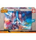 PUZZLE STAR WARS 300 PIECES - EDUCA - 16166